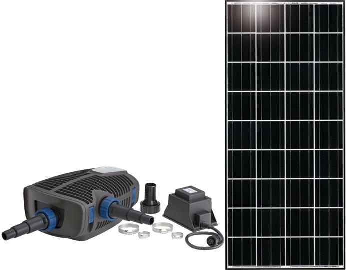 iws solar ag solarpumpen set eco premium 6000 145 teichpumpe mit solarzelle als kit solar. Black Bedroom Furniture Sets. Home Design Ideas